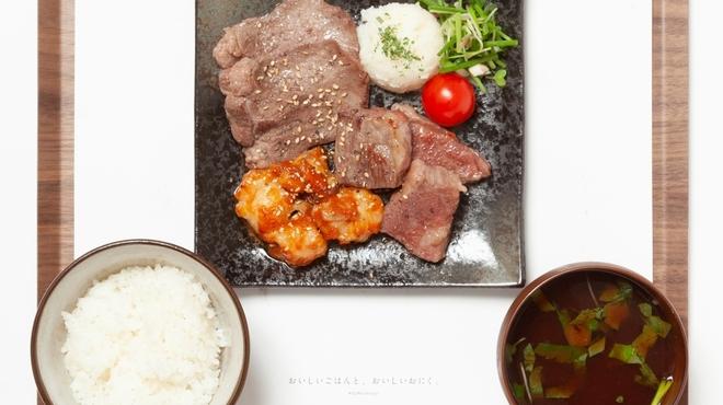 029吉祥寺食堂 - 料理写真:焼肉の森
