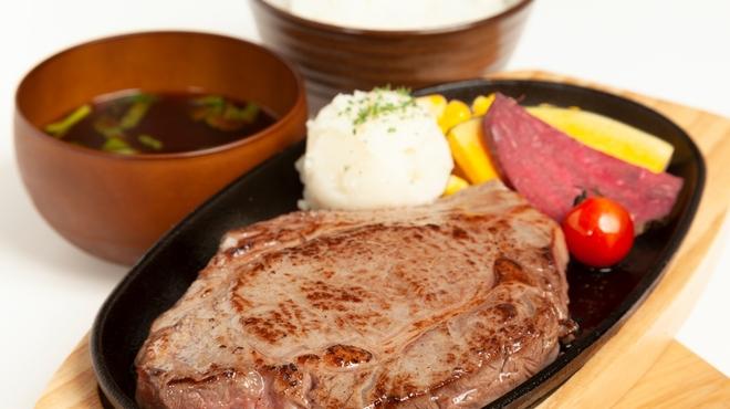 029吉祥寺食堂 - 料理写真:ブラックアンガス牛のリブステーキ