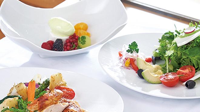 箱根ハイランドホテル ラ・フォーレ - 料理写真:レディースランチ(イメージ)