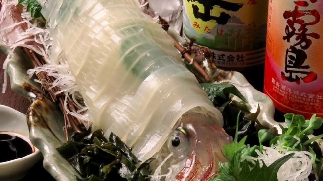 博多 魚市 - メイン写真: