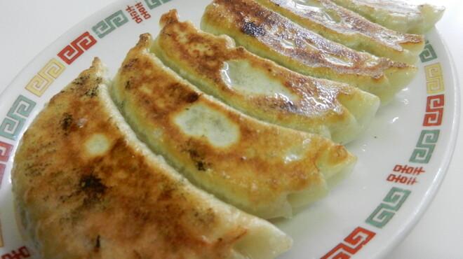味坊 - 料理写真:自家製餃子