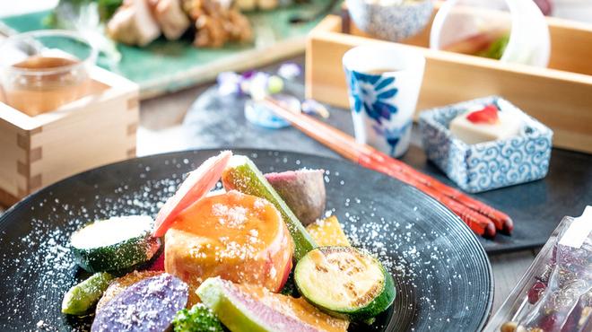 オーガニック野菜×バルkitchen kampo's - メイン写真: