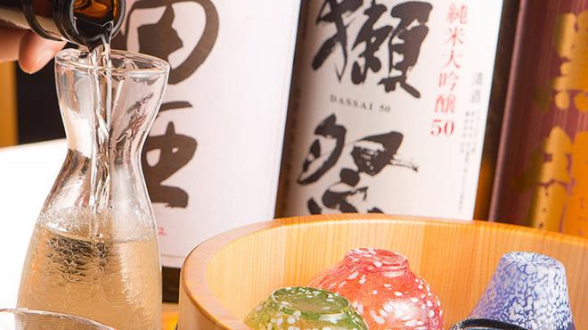 日本酒とこだわり素材 蔵前 - メイン写真: