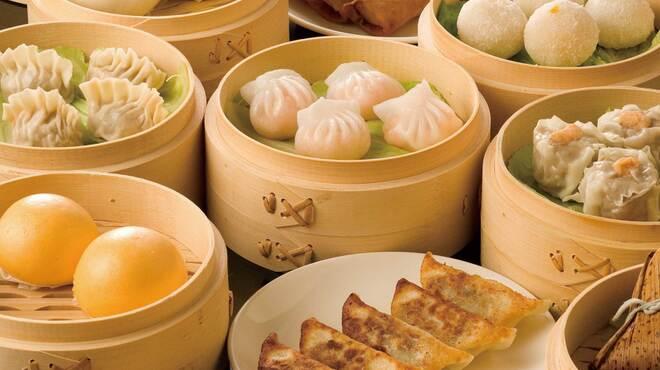 香港蒸龍 - 料理写真:点心