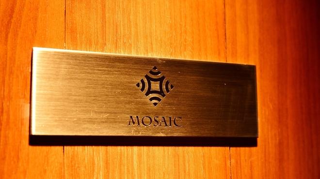 MOSAIC - メイン写真: