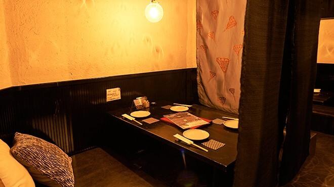個室×鉄板焼き 鉄生 - メイン写真: