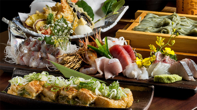 夜景個室 旬和食ダイニング へぎ蕎麦 いち凛 - メイン写真: