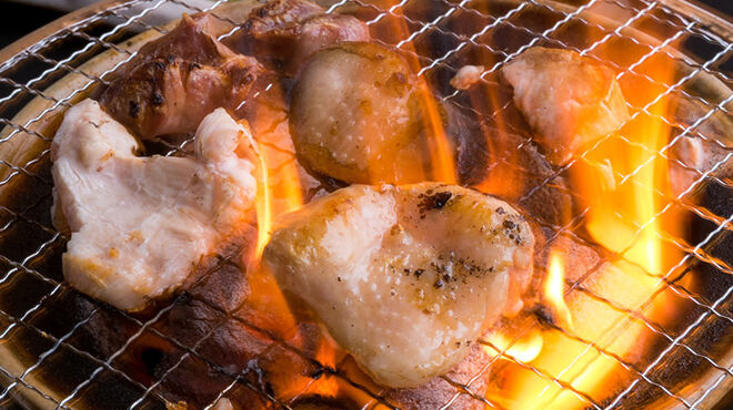 焼き鳥・炙り炭焼き をどり - メイン写真:
