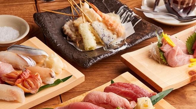 のれん寿司 - 料理写真: