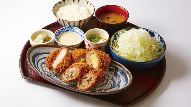 とんかつ神楽坂さくら - 料理写真: