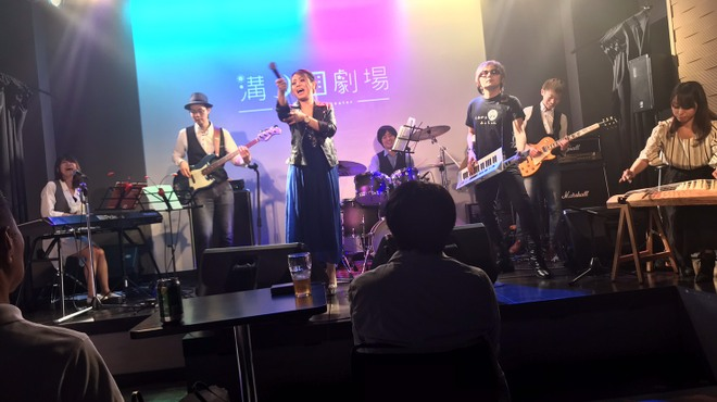 溝ノ口劇場 - メイン写真: