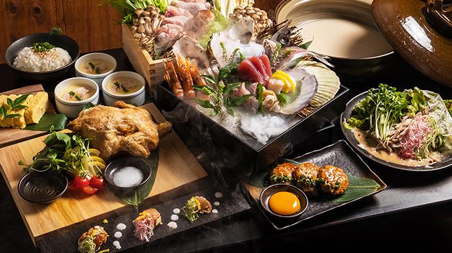 全国産直地鶏×個室居酒屋 静岡地鶏センター - メイン写真: