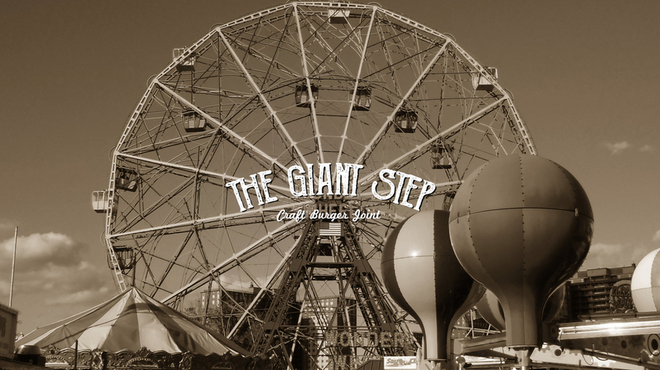 THE GIANT STEP - メイン写真: