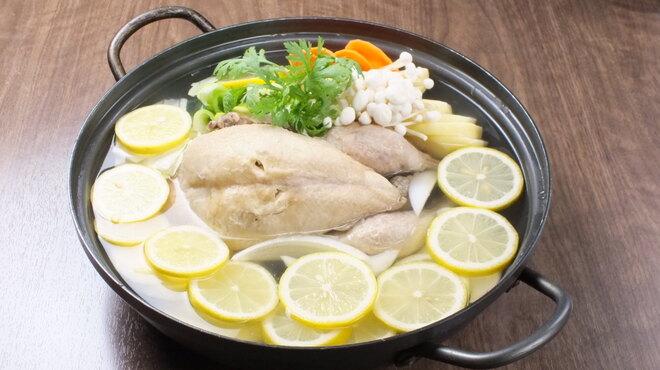 韓国料理 ハンス - 料理写真:レモンタッカンマリ
