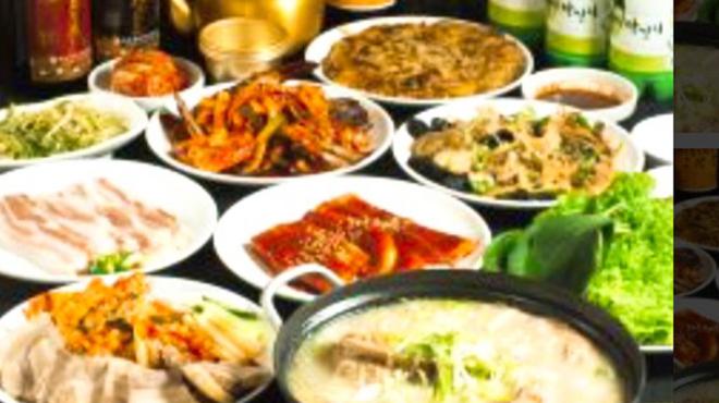母韓の台所 - メイン写真: