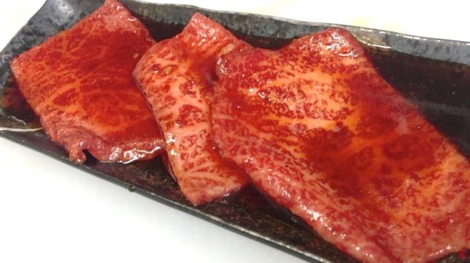 母韓の台所 - 料理写真:特上ロース