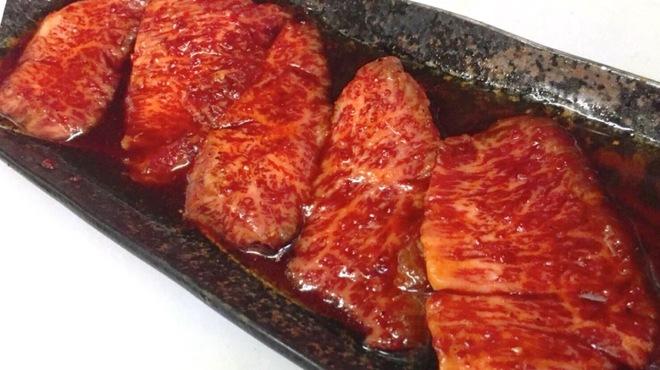 母韓の台所 - 料理写真:特上ハラミ