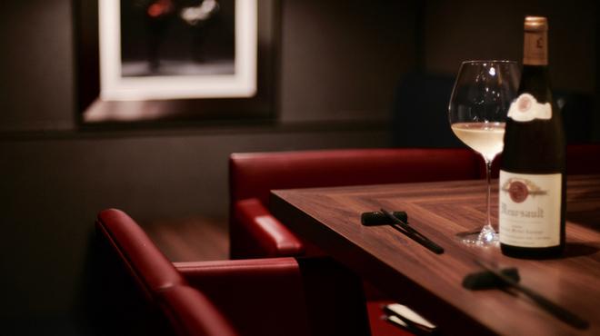 焼鳥とワイン ソバヤノニカイ - メイン写真: