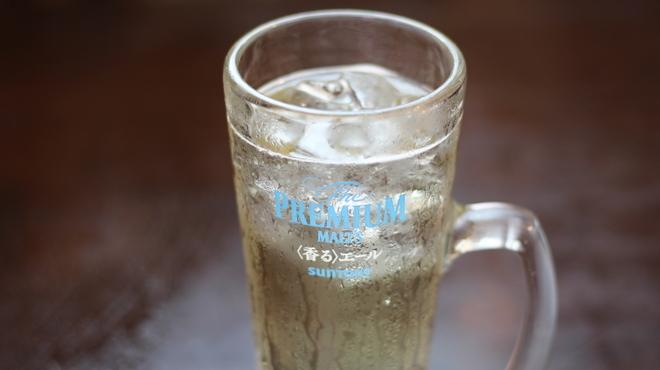 宮がみ屋 - ドリンク写真:飲み放題2000円日本酒銘酒付き