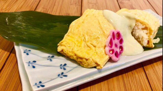 一瞬 - 料理写真:オム寿司