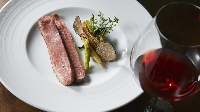 レストラン・ブリーズ・ヴェール - 料理写真:10月度ワインペアリングディナー