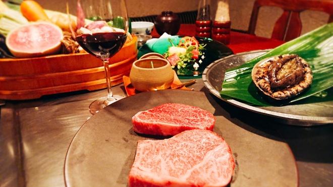鉄板焼き 大和 - 料理写真: