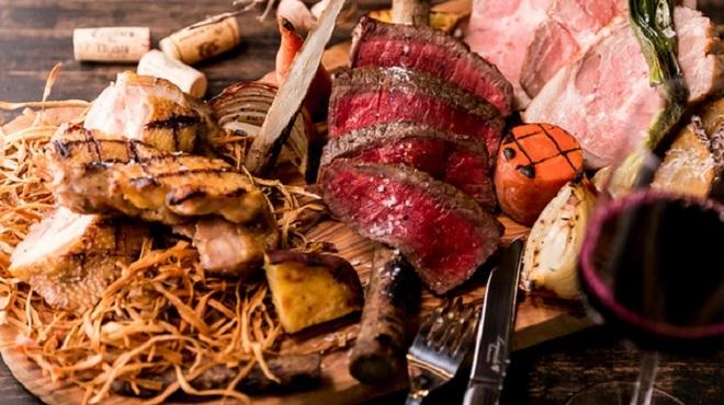 bistro & grill me at park - メイン写真: