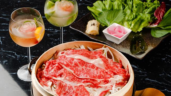 韓国料理 宮 - メイン写真: