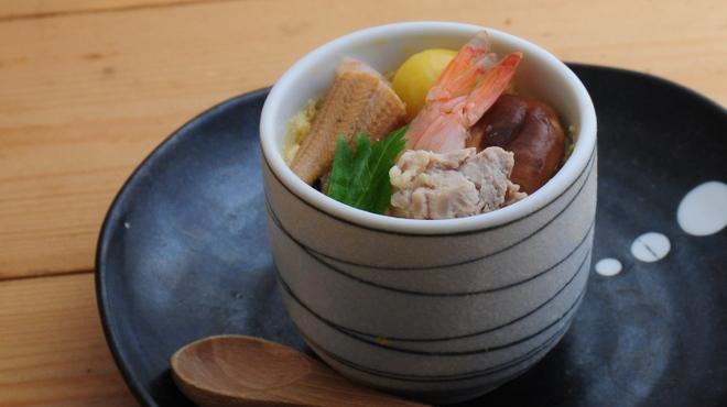 ときすし - 料理写真:茶碗蒸し(冬季限定)