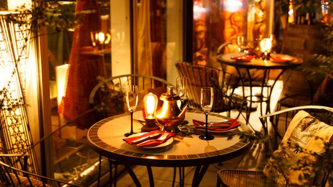Asian Dining & Bar SAPANA - メイン写真: