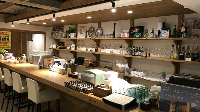 Cafe Grand Line - メイン写真:
