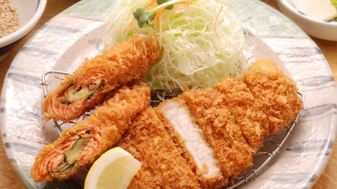 とん兵衛 - 料理写真:秋鮭ロース