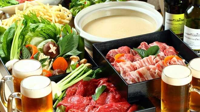 お鍋と宴会個室 大地の宴 - メイン写真: