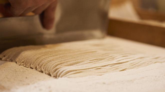 蕎麦ダイニング杜 - 料理写真:
