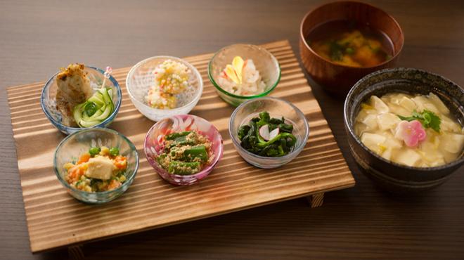 京菜味 のむら 錦店 - 京都河原町(京料理)の写真2