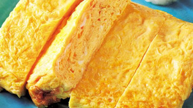 浅草じゅうろく - 料理写真:奥久慈卵出汁巻