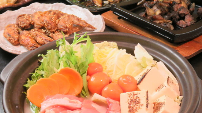 個室・鶏ざんまい 十四郎 - 料理写真: