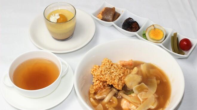 鎌倉山下飯店 - 料理写真:10月レディースランチ