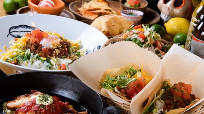メキシカン キッチン オラレ - メイン写真:
