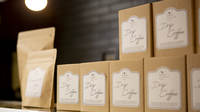 nomuno coffee &wine library - メイン写真: