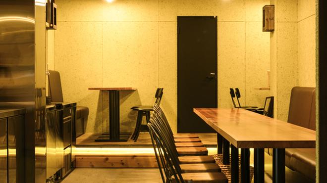 ペコシセ トカチ オオヒラ キッチン - メイン写真: