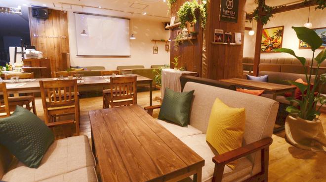 kawara CAFE&KITCHEN - メイン写真: