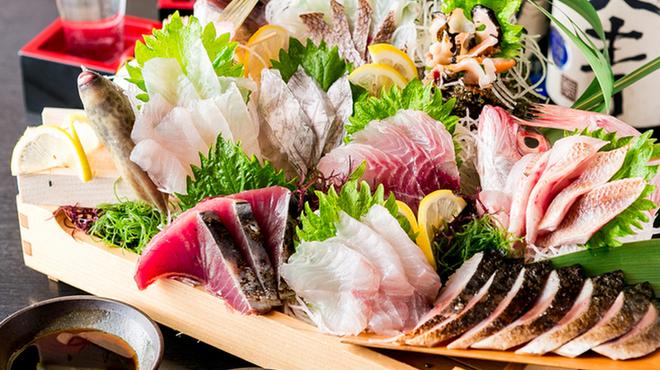 海鮮うまいものや 海福 - メイン写真: