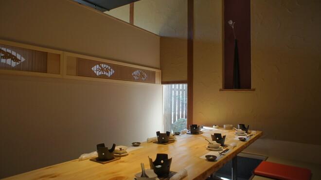 睡蓮茶屋 - 内観写真:10名個室