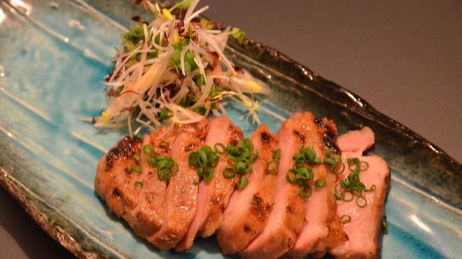日本酒とお刺身 秋丸 - 料理写真: