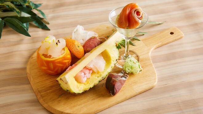 魚バル SAKANAKANA - メイン写真: