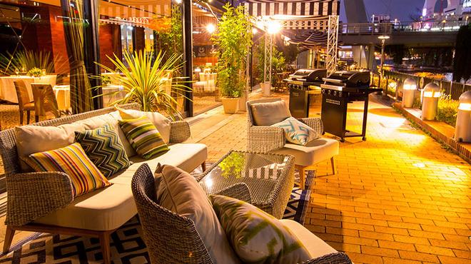 8G Horie River Terrace - メイン写真: