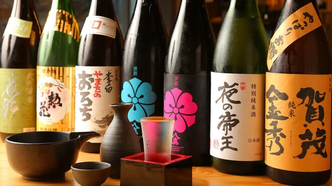 日本酒が永遠に飲める店 たまり場PON - メイン写真: