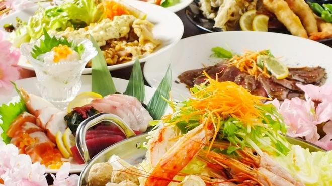 函館個室居酒屋 名古屋料理とお酒 なごや香 - 料理写真: