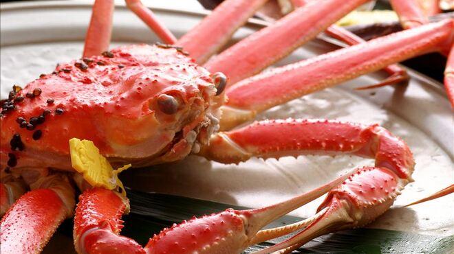 越前蟹の坊 - 料理写真:越前蟹料理(11月6日~3月)